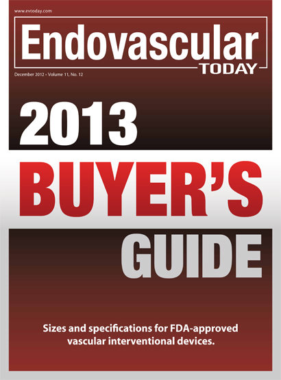 Buyer S Guide To Wardrobes: Endovascular Today > Buyer's Guide 2013