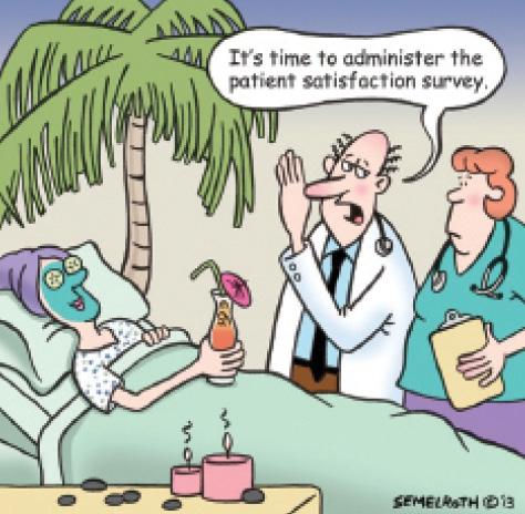 patients satisfaction survey