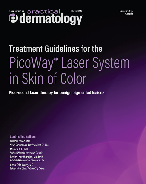 Practical Dermatology - Treatment Guidelines for the PicoWay® Laser
