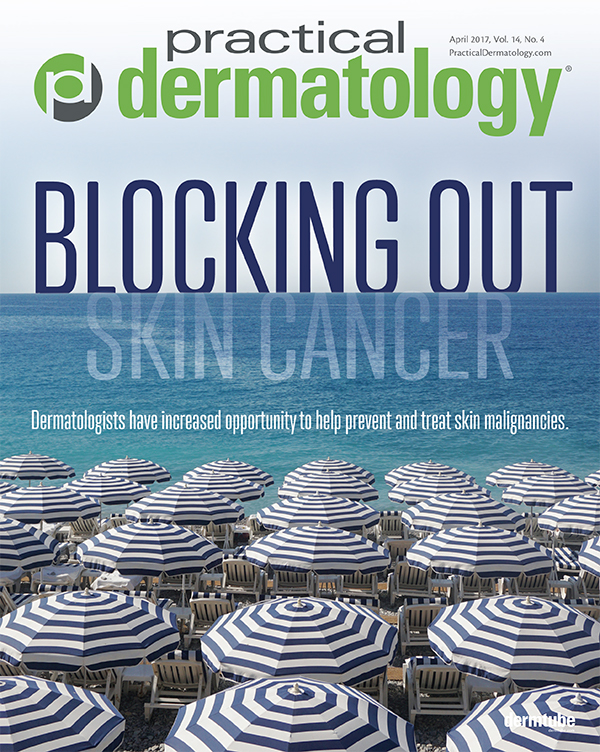 Practical Dermatology - Are We All Clear? (April 2017)