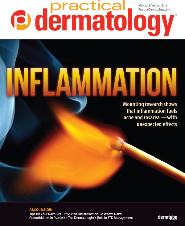 practical dermatology optimizing acne treatment the importance of