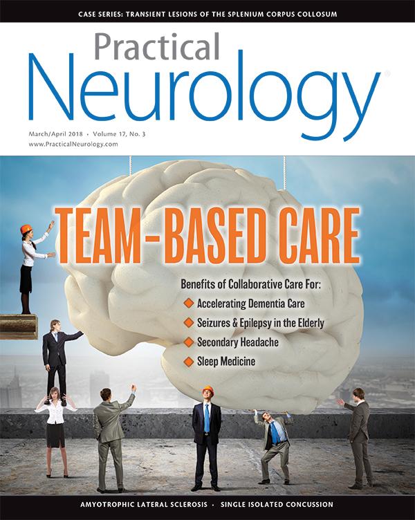 Practical Neurology - Sleep Medicine: A Team Sport (March