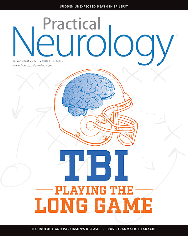 Practical Neurology - MRI Volumetrics and CTE: A New Step Toward