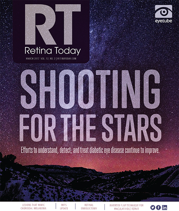 Retina Today - Perils of the Eye Codes (March 2017)